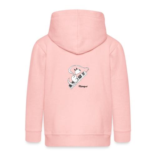 Melodycat - Veste à capuche Premium Enfant