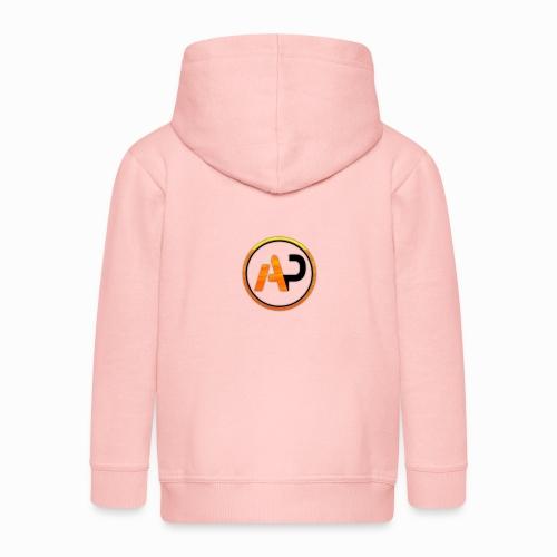 aaronPlazz design - Kids' Premium Zip Hoodie