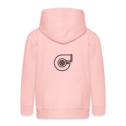 Turb0 - Kids' Premium Hooded Jacket