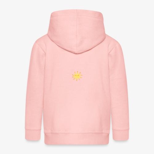 soleil - Veste à capuche Premium Enfant