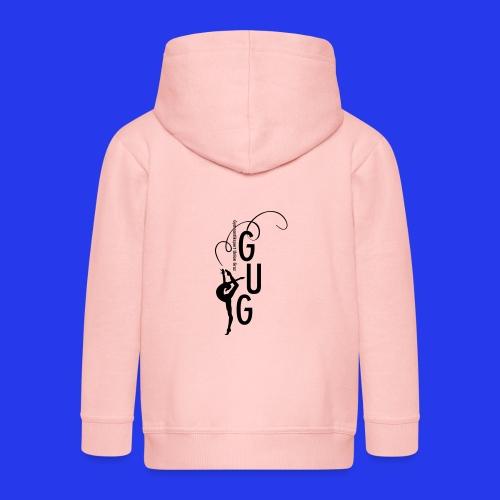 GUG logo - Kinder Premium Kapuzenjacke