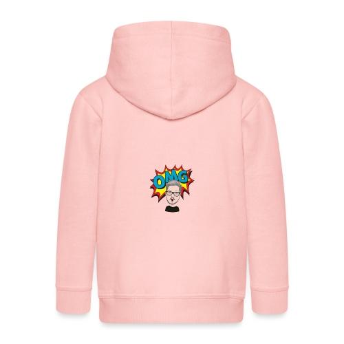 OMG! - Kids' Premium Hooded Jacket
