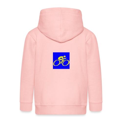 Tour de Epe Logo 2017 2018 2 png - Kinderen Premium jas met capuchon