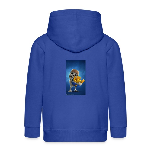 TheClashGamer t-shirt - Kinder Premium Kapuzenjacke