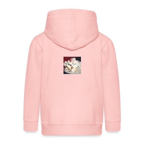 pianki - Rozpinana bluza dziecięca z kapturem Premium