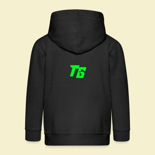 TristanGames logo merchandise - Kinderen Premium jas met capuchon