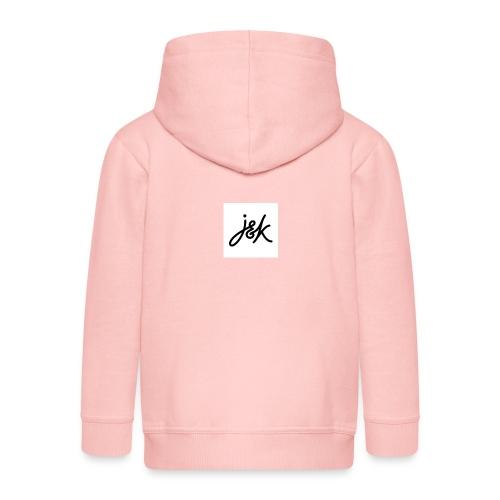 J K - Kids' Premium Zip Hoodie