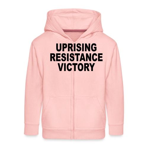 Uprising - Veste à capuche Premium Enfant