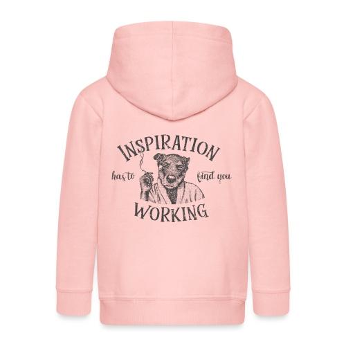 Inspiration - Premium-Luvjacka barn