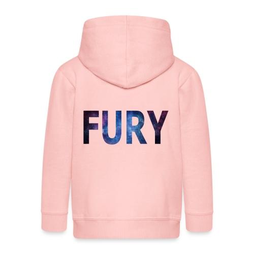 FURY - Premium hættejakke til børn