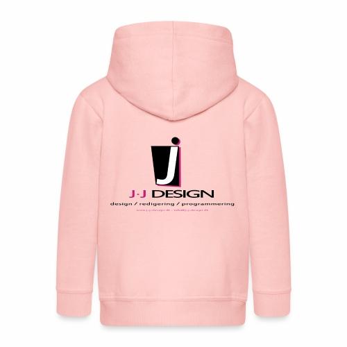 LOGO_J-J_DESIGN_FULL_for_ - Premium hættejakke til børn