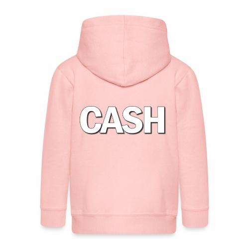 CASH png - Premium hættejakke til børn