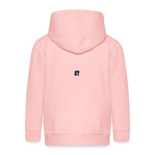 Kids Hooodie (LOGO ON FRONT) - Kids' Premium Hooded Jacket