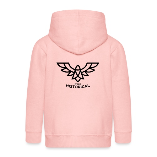 Text & Logo - Kids' Premium Hooded Jacket