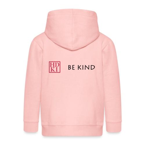 HDKI Be Kind - Kids' Premium Hooded Jacket