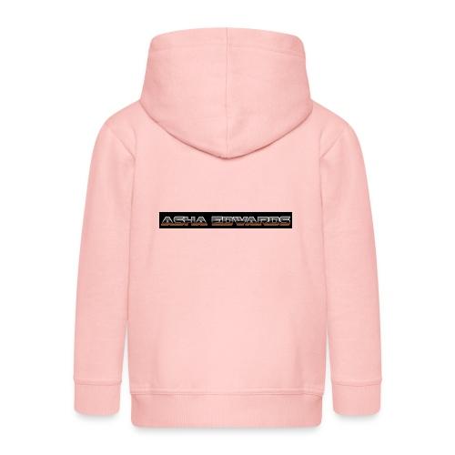 Asha_Edwards_Merch_ - Kids' Premium Hooded Jacket