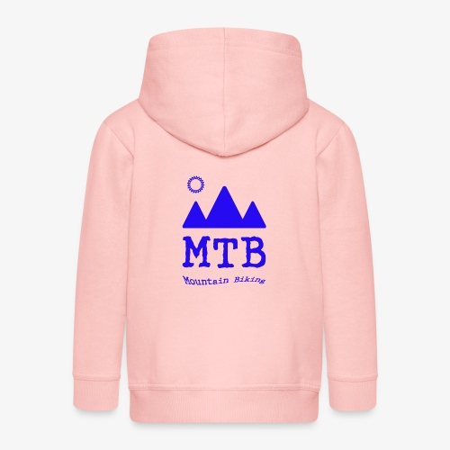 mtb - Kids' Premium Hooded Jacket