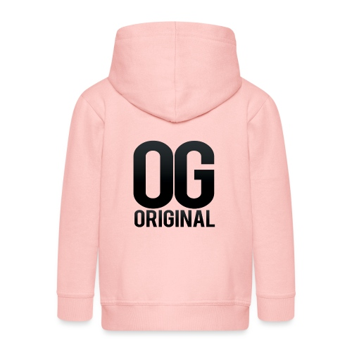OG as original - Kids' Premium Hooded Jacket