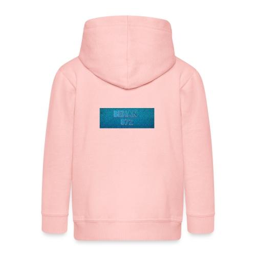 20170910 195426 - Kids' Premium Hooded Jacket