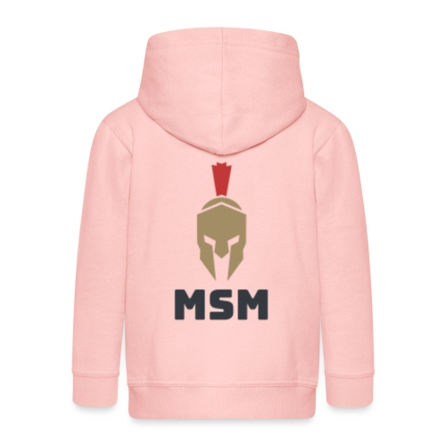 MSM Warrior - Premium hættejakke til børn