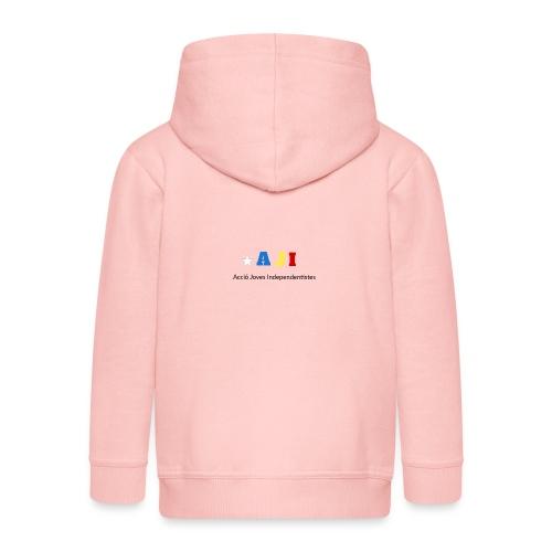 merchindising AJI - Chaqueta con capucha premium niño