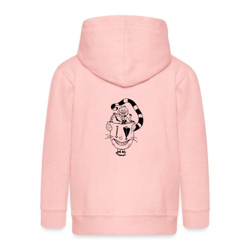 Alice in Wonderland - Kids' Premium Hooded Jacket