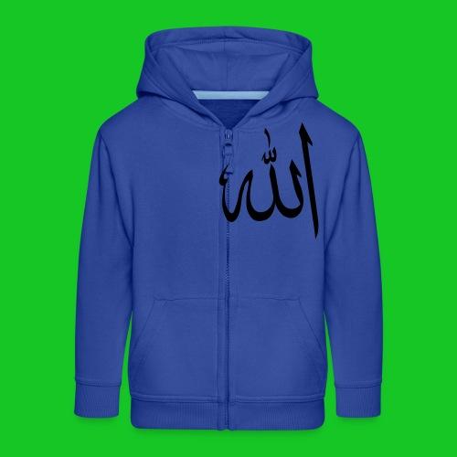 Allah - Kinderen Premium jas met capuchon