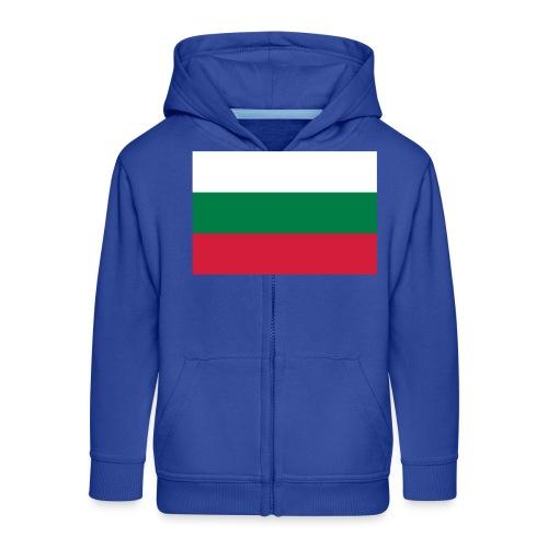 Bulgaria - Kinderen Premium jas met capuchon
