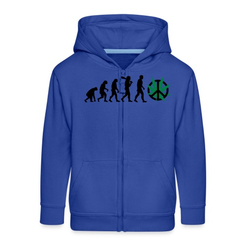 Evolution Cannabis - Kinder Premium Kapuzenjacke
