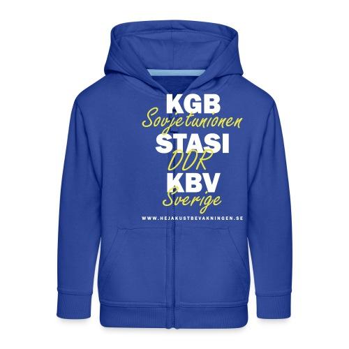 KGB STASI KBV - Premium-Luvjacka barn
