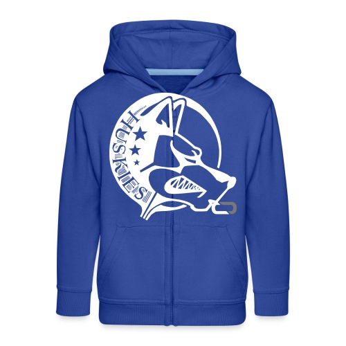 CORED Emblem - Kids' Premium Hooded Jacket