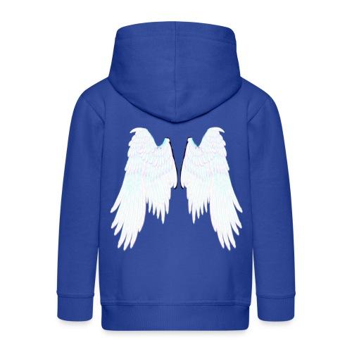 ALAS ANGEL - Chaqueta con capucha premium niño