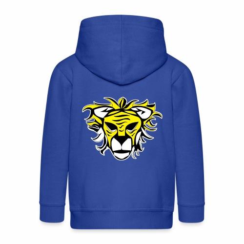 Tigris Logo - Veste à capuche Premium Enfant