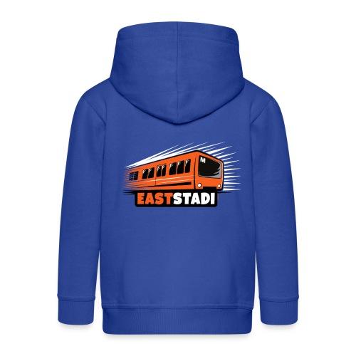 ITÄ-HELSINKI East Stadi Metro T-shirts, Clothes - Lasten premium hupparitakki