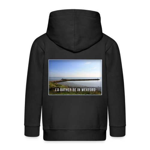 Rather be in Wexford - Kids' Premium Hooded Jacket