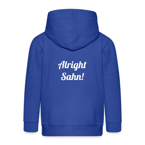 Alright Sahn Wexford - Kids' Premium Hooded Jacket