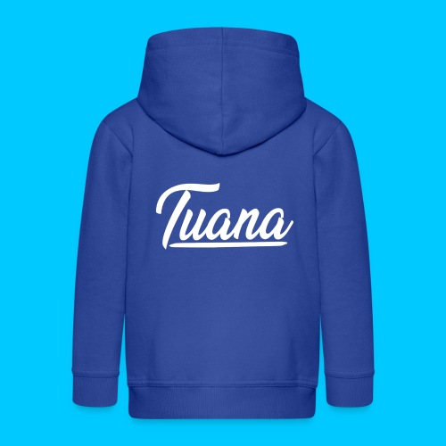 Tuana - Kinderen Premium jas met capuchon