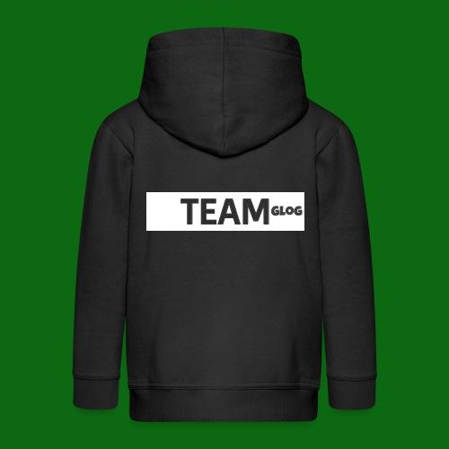 Team Glog - Kids' Premium Hooded Jacket