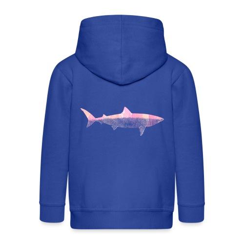 Shark attack - Veste à capuche Premium Enfant