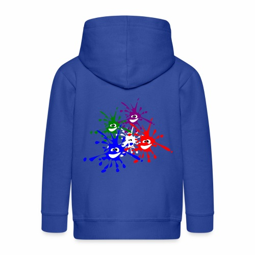 Monsters - Kids' Premium Zip Hoodie