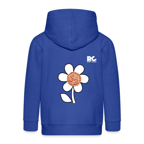 Pizzaflower Edition - Kinder Premium Kapuzenjacke