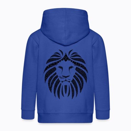 africa lion - Kids' Premium Zip Hoodie