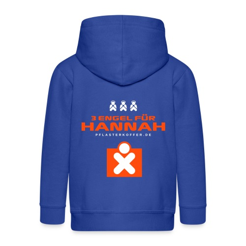 hannah - Kinder Premium Kapuzenjacke
