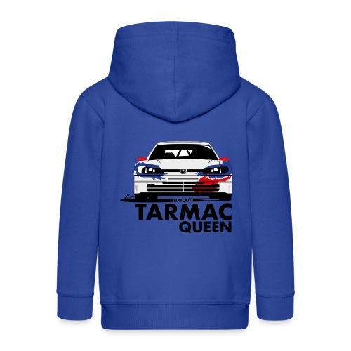 Tarmac Queen 306 Maxi Rally - Veste à capuche Premium Enfant