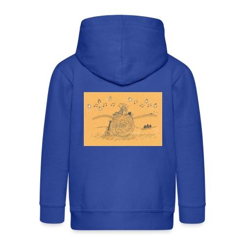 201412 affiche Spreadshirt 14 - Veste à capuche Premium Enfant