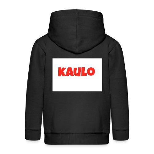 kaulo - Kinderen Premium jas met capuchon
