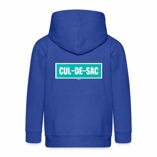 Cul-de-sac - Kinderen Premium jas met capuchon