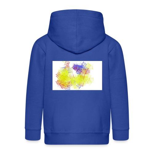 colores - Chaqueta con capucha premium niño
