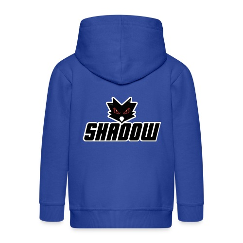 dj shadow logo mythicarecords - Kinderen Premium jas met capuchon