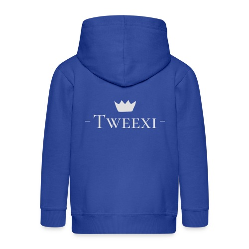 Tweexi logo - Premium-Luvjacka barn